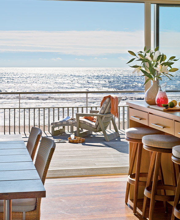 Long Island Sound Beach House | Beautifully Seaside